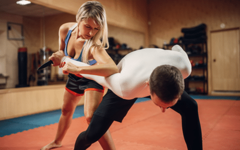 BJJ: The Best Martial Arts For Self-defense