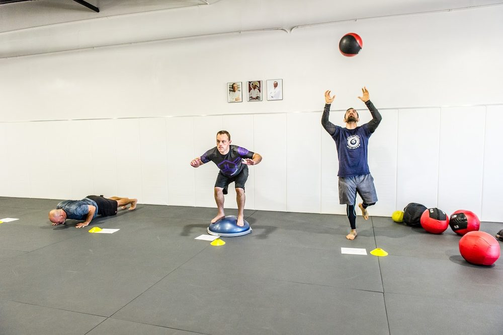 Top Exercises for Jiu Jitsu Strength and Conditioning Training