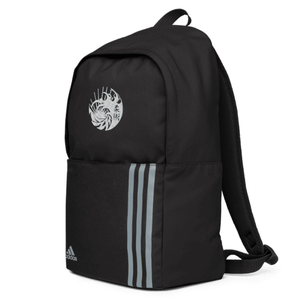 Adidas Backpack Black Left Front 615F69C392A10