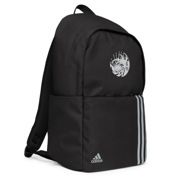 Adidas Backpack Black Right Front 615F69C392A55