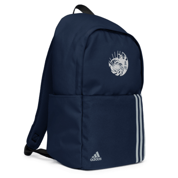 Adidas Backpack Collegiate Navy Right Front 615F69C392958