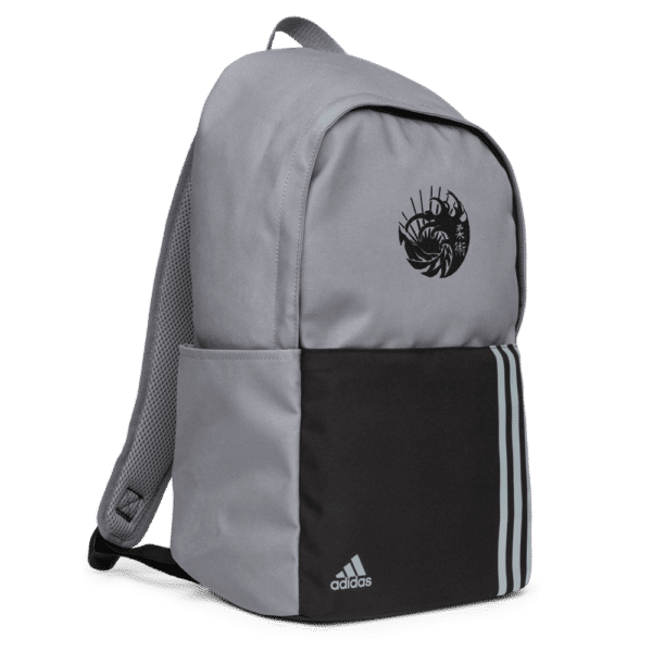 Adidas Backpack Grey Right Front 6163944D93De5
