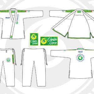 bjj uniform (gi) - granite bay jiu-jitsu